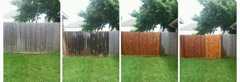 Fence Cleaning Cypress Tx