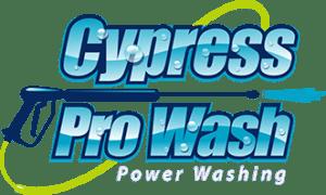 Cypress Pro Wash - Logo