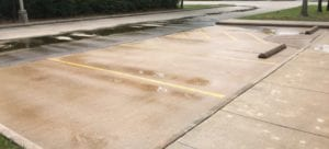 Driveways and sidewalks, parking lots and entryways, drive-thrus and patios: Our team handles it all. We remove chewing gum, grease, dirt, and more to restore your pitch-perfect curb appeal.
