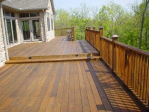 Deck and Wood Restoration